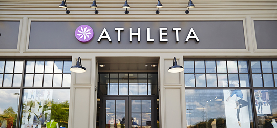 Studio of the Month at Athleta in Fort Worth