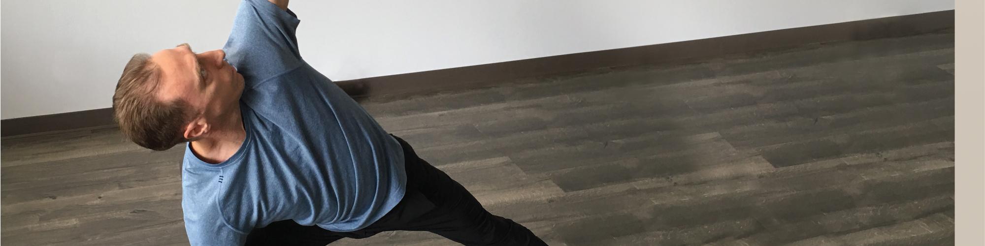 Hot Yoga Basics with Brian Keith